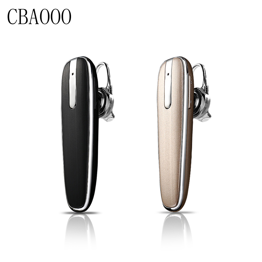 CBAOOO Hand-free Wireless Bluetooth Earphone Mini Bass Stereo Headset Mic Headphones with Music Play Time 300 hours for Phone rock y10 stereo headphone earphone microphone stereo bass wired headset for music computer game with mic