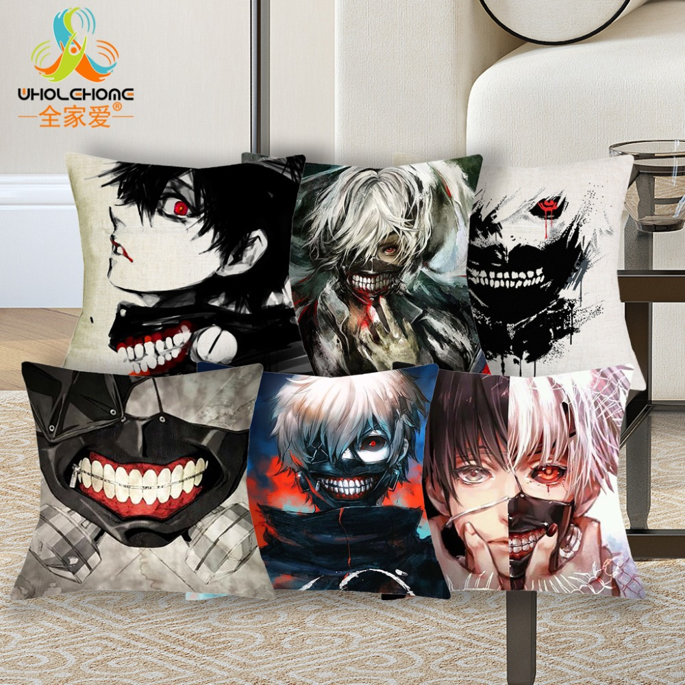 Tokyo Ghoul Bed Cover