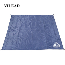 цена на VILEAD Portable Camping Mat 200*145 cm Oxford Waterproof Ultralight for Picnic Camp Beach Hiking Bushcraft Travel Sleeping Pad