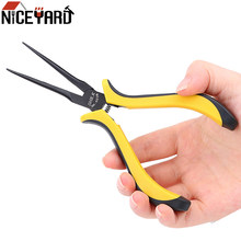 Niceyard alicate de nariz e nariz, agulha, alicate longo, fórceis, ferramenta manual de reparo, multi ferramenta