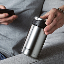 Vacuum Flasks Coffee Thermos Bottles Tea Infuser Coffee Mug 304 Stainless Steel My Car Thermal Insulation Bottle 380ml 680ml cheap ONEISALL CN(Origin) GYBL1191 Mini PORTABLE Eco-Friendly Vacuum Flasks Thermoses Straight Cup CE EU 0-6 hours 380ml 680ml