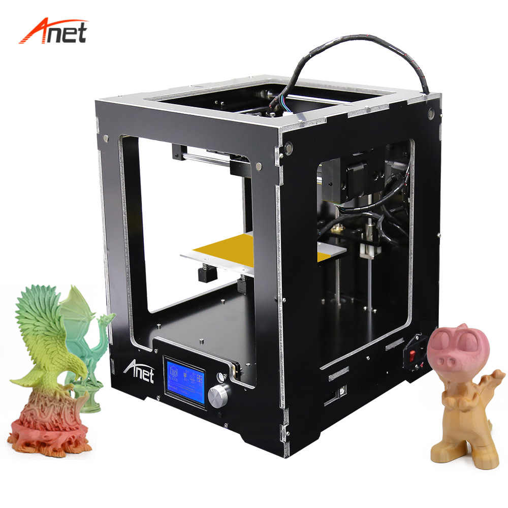 Anet A3S 2019 High Resolution 3d Printer For Sale Fully