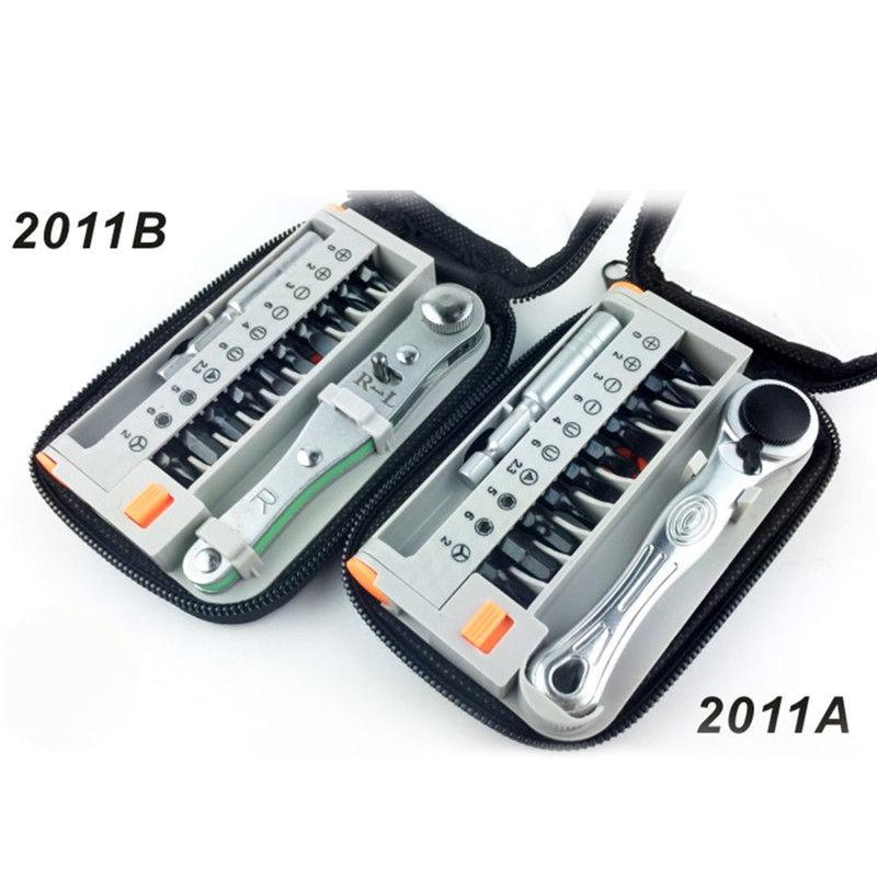 12Pcs Mini Hand Ratchet Driver Set Pocket Ratcheting Socket Screwdriver Electric Screwdriver Set for Repair Screwdriver Set