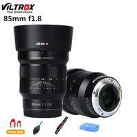 VILTROX 20mm 85mm f/1.8 Lenses AS ED UMC Wide Angle Lens Fixed Focus F1.8 for Sony FE Mount Lens Camera VS Yongnuo 35mm Lens