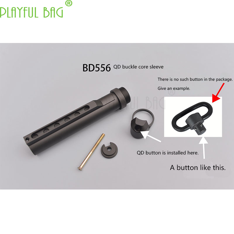 """BD556 nylon behuizing"" speciale kern en de staart beugel De army navy SSTR zes-gauge upgrade materiaal trailing core M65"