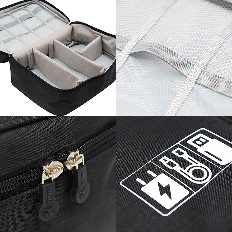 Case Organizer Accessories Storage Bag (TSB01)