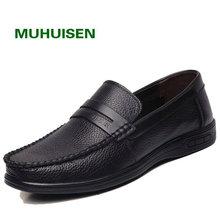 New Mens shoes Stealth 5 cm elevator shoes lace-up Men's Genuine leather Flats Breathable metal decoration Black Brown shoes Men
