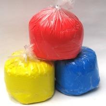 1 KG en option 24 couleurs Super léger argile séchage à l'air doux polymère pâte à modeler slime jouet éducatif spécial bricolage Plasticine jouets
