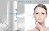New Oisturizing Hydrating Nano Ion Cold Spray Humidifier Portable Face Beauty Instrument Portable Travel Sauna Spa