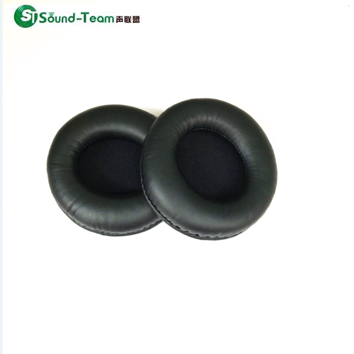 Low price Sponge Protein Leather Material Ear Pads For JVC RX90 Kraken Pro FOR JVC RX900 Headphones Earpads Replacement Headsets