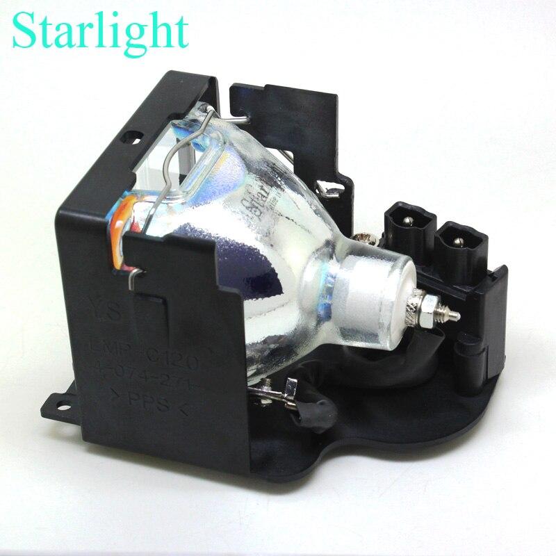 compatible LMP-C120 for SONY VPL-CS1 VPL-CS2 VPL-CX1 projector lamp with housing compatible projector lamp lmp c150 for cs5 cs6 cx5 cx6 ex1 vpl cs5 vpl cs6 vpl cx5 vpl cx6 vpl ex1