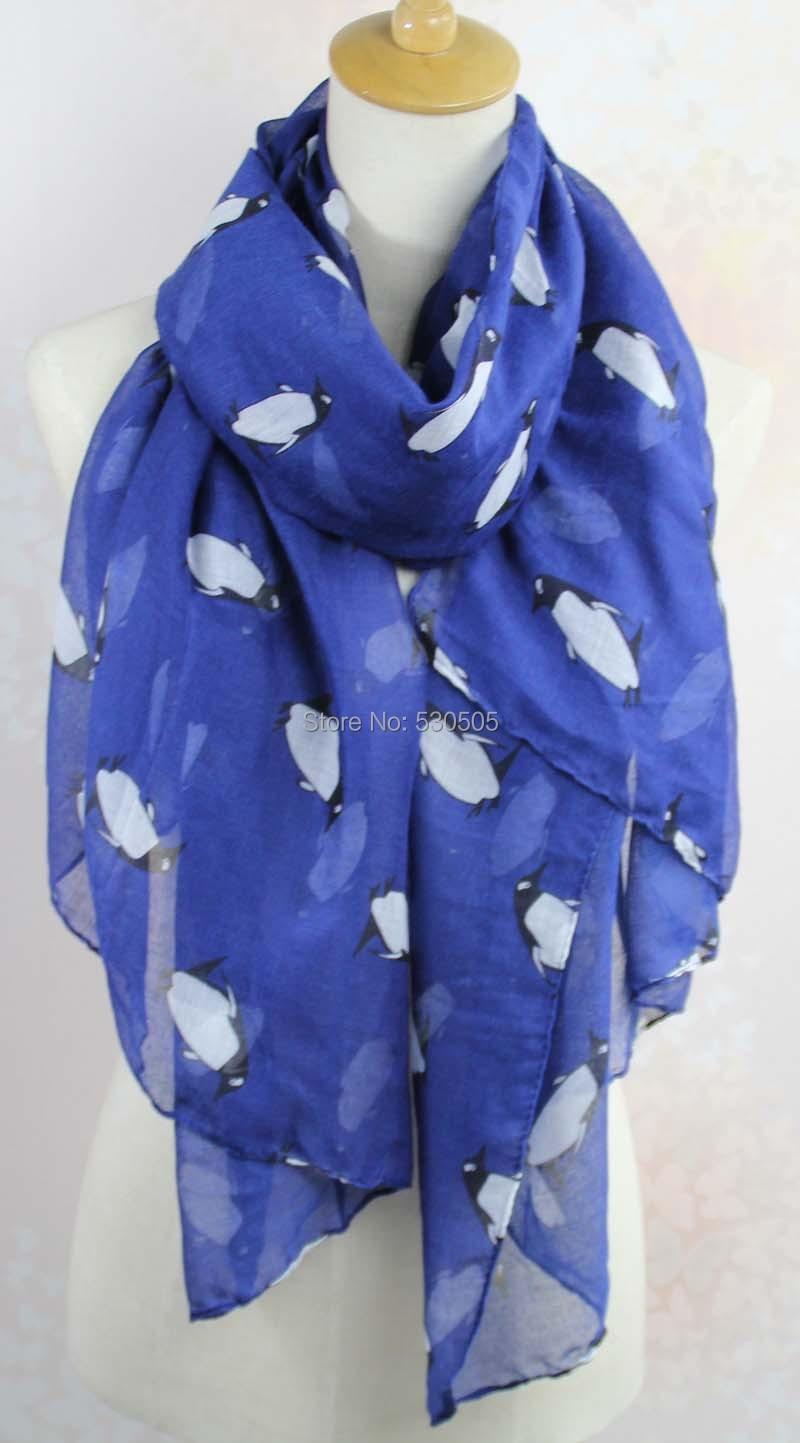 տիկնայք նորաձևություն պինգվին տպագիր - Հագուստի պարագաներ - Լուսանկար 5