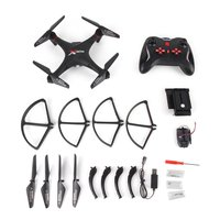 L6039N 2.4G RC Selfie Smart Drone FPV Quadcopter Aircraft with Altitude Hold 3D Flip Camera Speed Mode Remote Control Done Toy