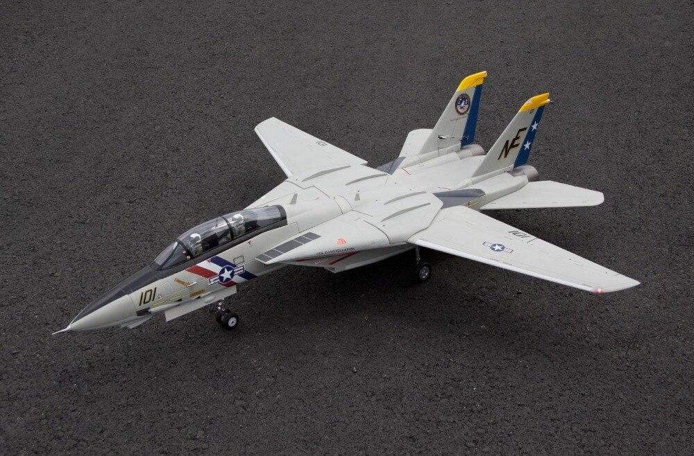 Free Shipping ! Freewing F-14 Twin 80mm EDF Jet Elevator Part Set
