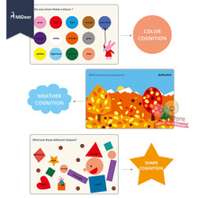 Early Learning Flash Cards for Kids – Cognitive Educational Toy