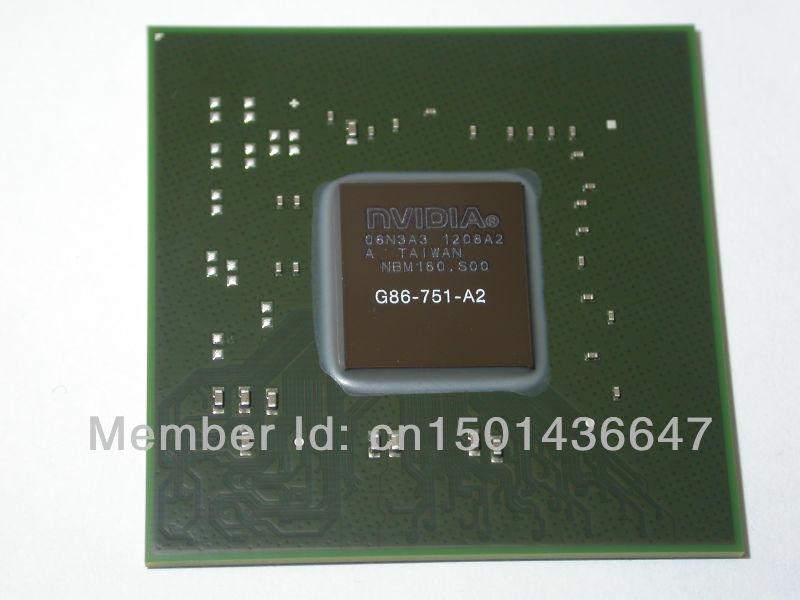 5Pieces/lot Original New G86-751-A2 BGA GPU Chipset 2012+ PC Chips computer components