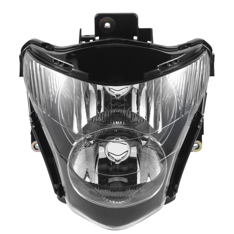 Motorcycle ABS Headlight Head Light Headlamp Assembly For HONDA HORNET 600 CB600F 2007-2009 08