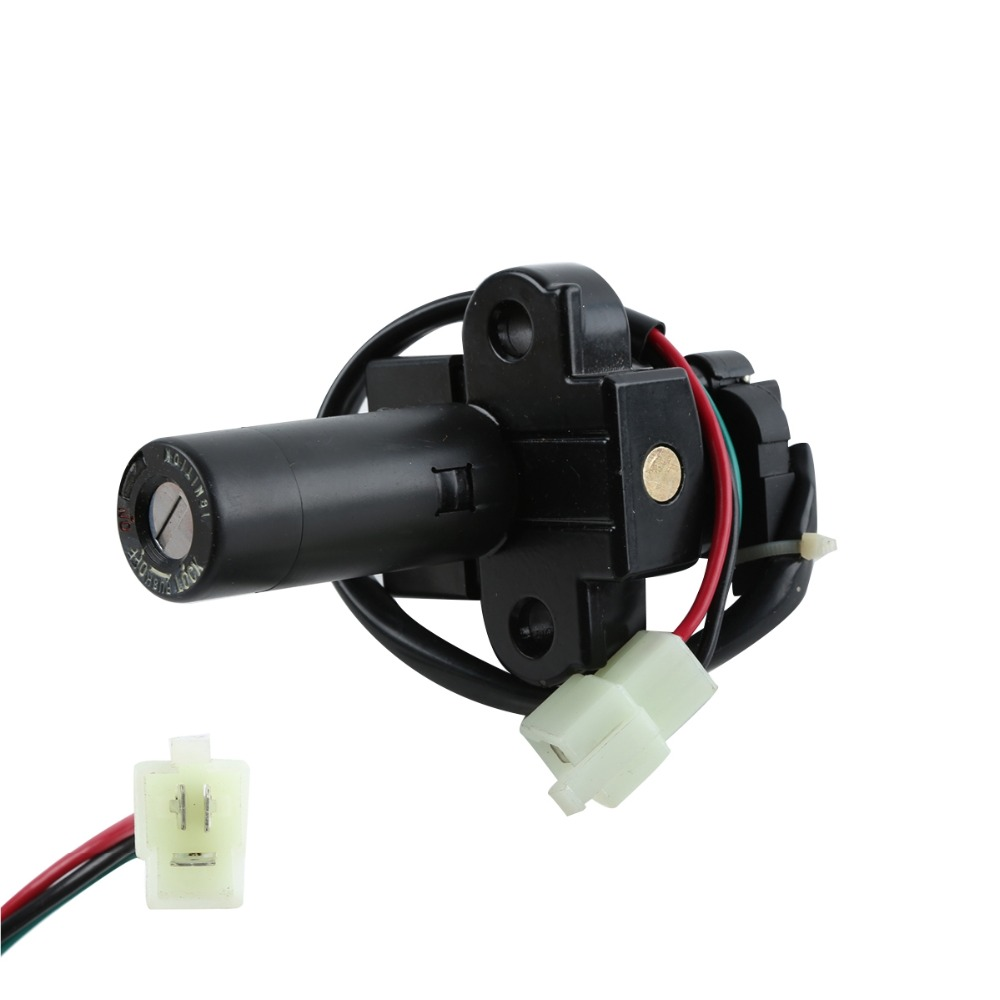 Motorcycle Ignition Switch Lock With Keys For Honda Cb750