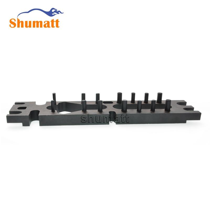 US $93 6 28% OFF|SHUMATT Multi function Mechanical Diesel Fuel Injector  Clamping Assemble Disassemble Removel Plywood Splint Repair Tool CRT208 on
