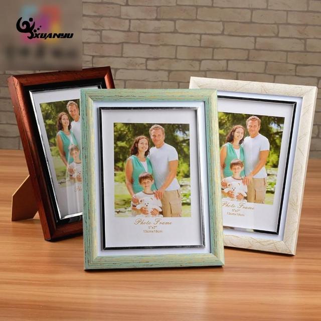 Pvc Plastic Desktop Photo Frame Picture Frames 5678101216 Inch