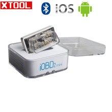 XTOOL iOBD2 Mini OBD2 EOBD الماسح الضوئي ل iOS و أندرويد Mini iOBD2 بلوتوث 4.0