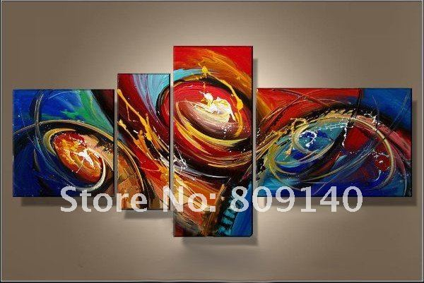 Oil Painting Modern Contemporary Abstract Decoration High Quality Hand  Painted Home Office Hotel Wall Art Decor