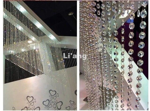 Raam Gordijn 10 : Online shop gratis verzending k kristal kralen m partij mm