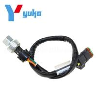 Original OEM GP Pressure Sensor For Caterpillar CAT 330C Excavator 194 6725 1946725 1611705 2CP3 68