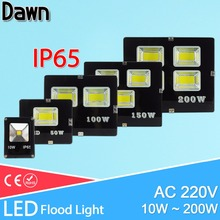 LED Flood Light 200W 150W 100W 50W 30W 20W 10W led light outdoor Wall Washer lamp IP65 Waterproof Garden 220V 110V RGB Lighting