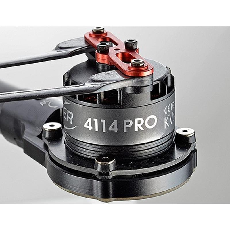 RCTimer 4114 400KV Brushless Motor Aerial motor for RC Multirotors S800 S1000 free shipping rctimer x5 400kv x5 400kv fpv brushless motor for rc drone kvadrokopter multicopter