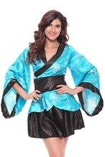 Sexy kimono disfraces de halloween para las mujeres 1278 kimono cosplay dress de halloween sexy traje de cosplay
