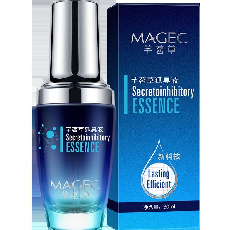 Underarm Hircismus Cleaner Spray Antiperspirant Deodorant Body Spray Body Odor Removal FM88