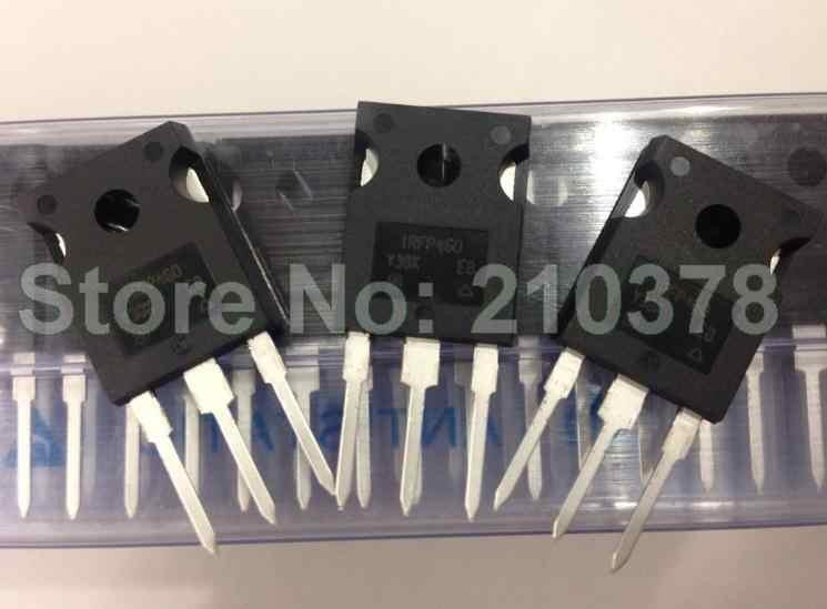 5 個 IRFP460 IRFP 460 N チャネルパワー Mosfet トランジスタ 500 V 20A IRFP460N IRFP460A
