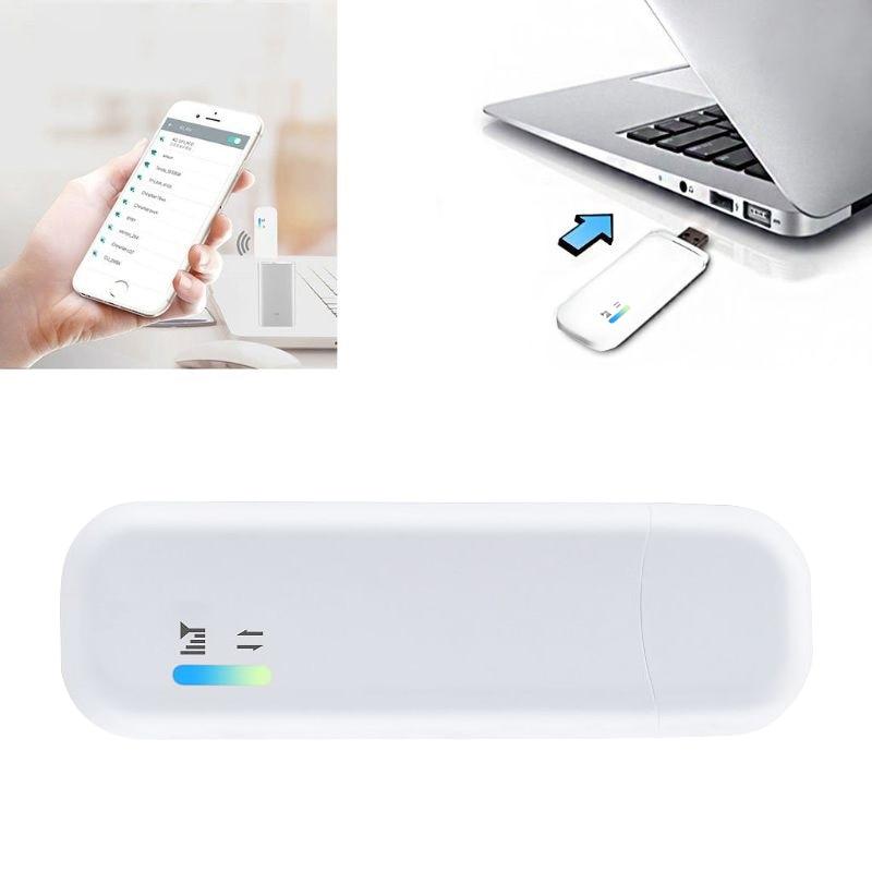 4G LTE wifi USB Dongle modem 6