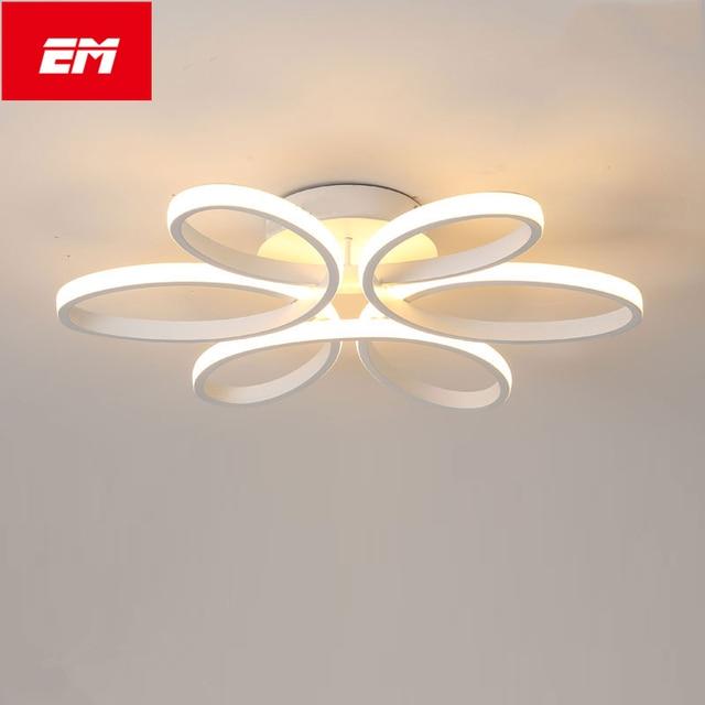 NEUE Moderne Led deckenleuchte schlafzimmer Leuchte Acryl ...