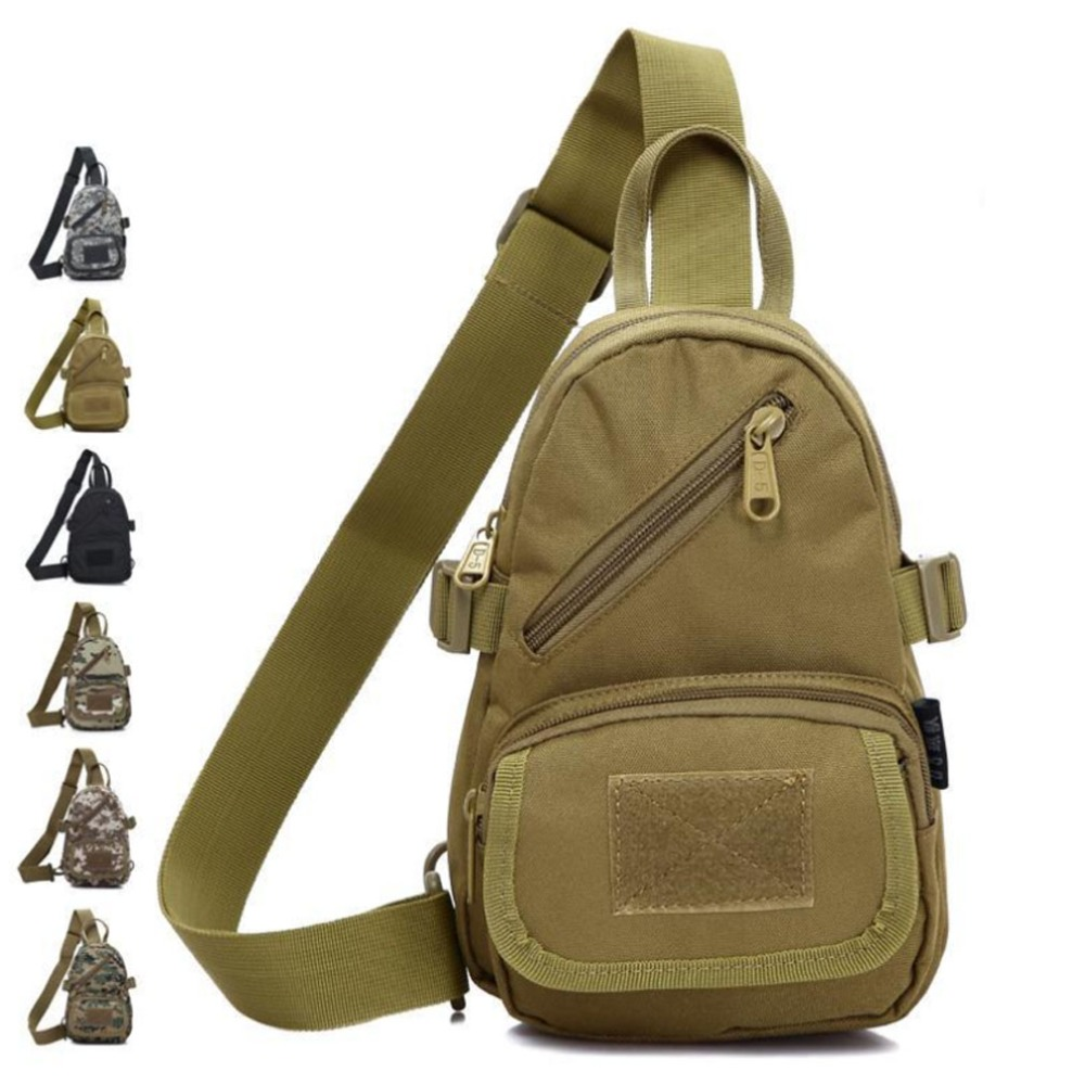 Waterproof Messenger Bag >> Men Casual Waterproof 10000D Nylon Travel Cross Body Messenger Shoulder Pack Sling Chest Bag ...