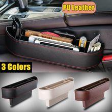Multiple Grid 3 Colors Car Seat Gap Storage font b Box b font for Pocket Phone
