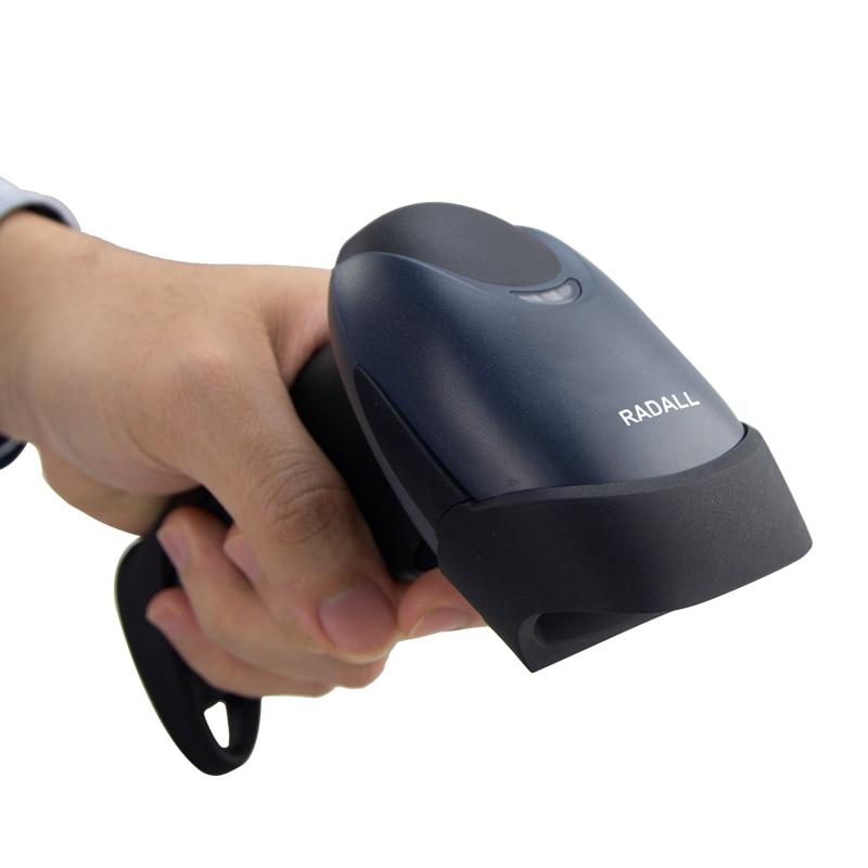 RD-M5 Handheld QR 2D Barcode Scanner Laser Code Reader ...