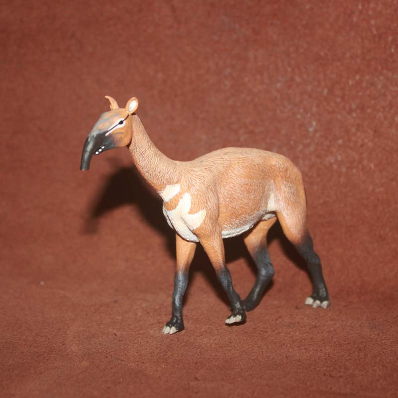 pvc figure Simulation prehistoric animal model toy scene decoration
