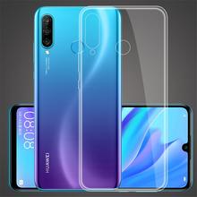 Przezroczysta obudowa tpu dla Huawei P20 P30 Mate 20 10 Lite P Samrt Plus Y6 Y7 Y9 2019 Nova 4 etui do telefonu Huawei Honor 10i 20i 8X tanie tanio VEVICE Aneks Skrzynki Zwykły Przezroczysty 360 Degree all-inclusive Anti-drop Shell For Huawei P Samrt Plus 2019 Odporna na brud