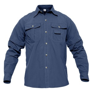 Image 2 - MAGCOMSEN Summer Mens Shirts Quick Dry Sleeve Detachable Shirts Military Army Tactical Shirts Breathable Cargo Work Hiking Tops