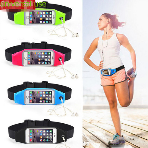 Cellphones & Telecommunications Mobile Phone Accessories 100pcs For Iphone 6 7 7 Plus Sports Armband Waist Band Belt Running Wallet Bag Waterproof Gym Case For Iphone 6 6 Plus