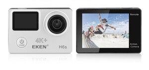 Image 5 - Original EKEN H6S Ultra HD 4k 30fps Action Kamera mit Ambarella A12 chip im inneren 30m wasserdicht EIS gehen sport kamera pro cam dvr