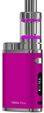 100% Original-Eleaf ISTICK PICO Kit 75W-Firmware Upgradeable Mod Eleaf Melo 3 mini Eleaf Melo 3 tank_6 -  (3)