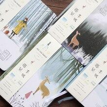 Увидеть вас снова Meets Wind Красивый Блокнот цветной бумаги в твердом переплете дневник Книга Школа планирования канцелярские товары