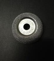 RH102 /// Alumina grinding wheel /coarse grit buffing wheel / Low speed grinding wheel bowl type grinding  head alloy