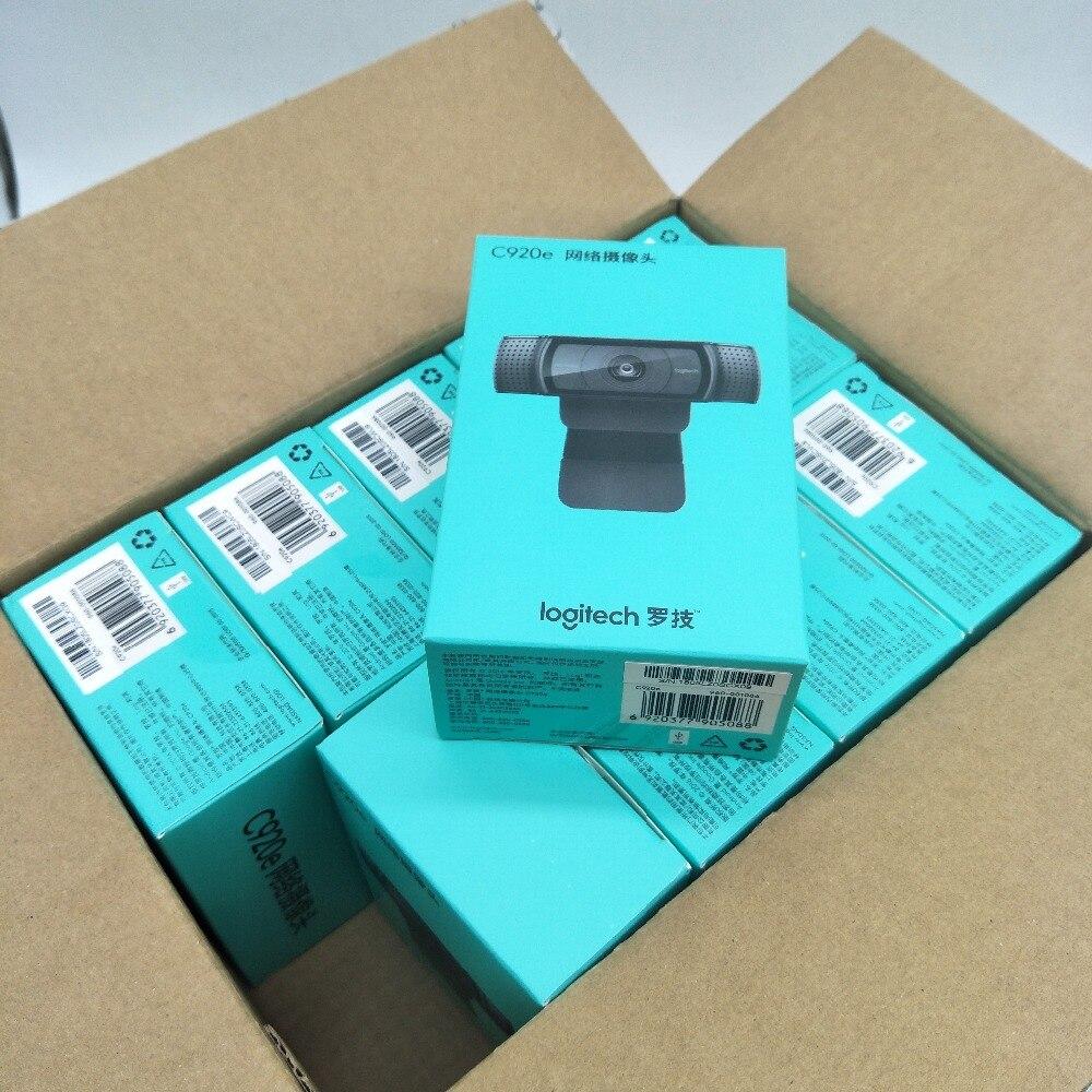 10 stks Logitech HD 1080 p Pro Webcam C920e voor desktop en Laptop Webcam-in Webcams van Computer & Kantoor op AliExpress - 11.11_Dubbel 11Vrijgezellendag 1