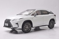 1:18 Diecast Model for Lexus RX 200t 2016 SUV Alloy Toy Car Miniature Collection Gift RX200t RX200 Toyota