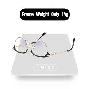 Image 4 - פרו פסגת TR90 כחול אור חסימת משקפיים/כחול אור משקפיים נשים/מחשב גיימר משקפיים/אנטי קרינה מסך משקפיים PB1207