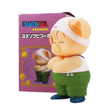 16 cm Anime Dragon Ball Z Dragonball Oolong Porco Porco Bonito PVC Action Figure Collectible Toy Modelo Animal Presente Para crianças(China)